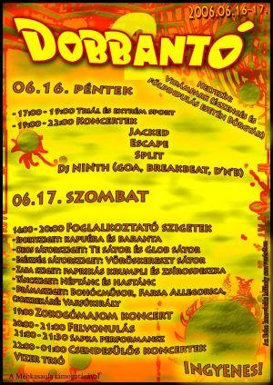 A plakát